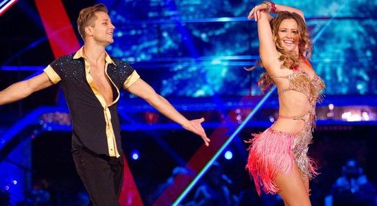 Kimberley to star on Strictly Come Dancing Christmas special!