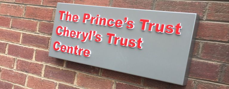 Cheryl to open her own centre with the Prince's Trust in 2018