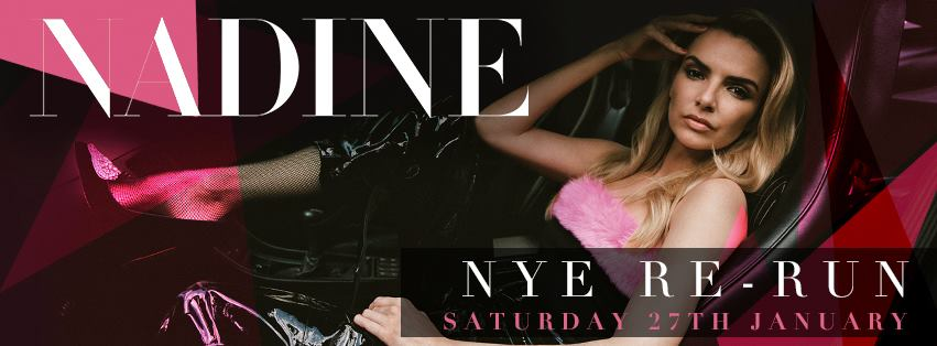 The Nightingale NYE Re-Run Ft Nadine Coyle!